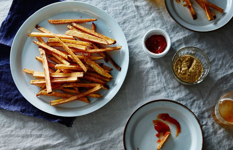 Curly, Creol-y, Creative Takes on (Homemade) Fries