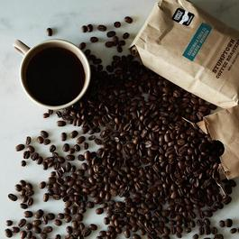 Bourbon Whole Coffee Beans