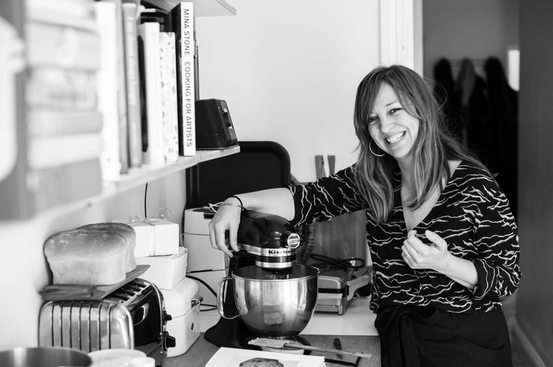 Meet the Woman Behind London's Violet Bakery