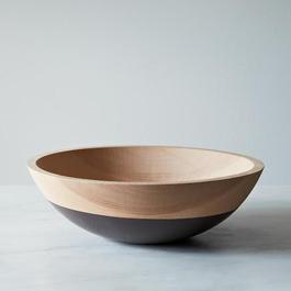 Hand-Dipped Beech Wood Bowl