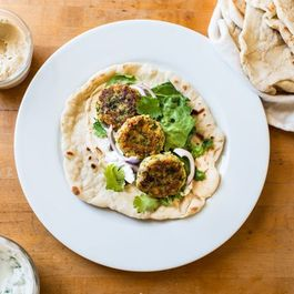 Dinner Tonight: No-Gadget Falafel