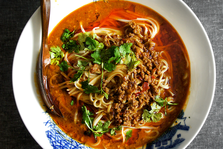 Sichuan Dan-Dan Noodles Recipe on Food52