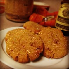 """Peanut Butter and Bacon Cookies (aka """"Man Bait"""")"""