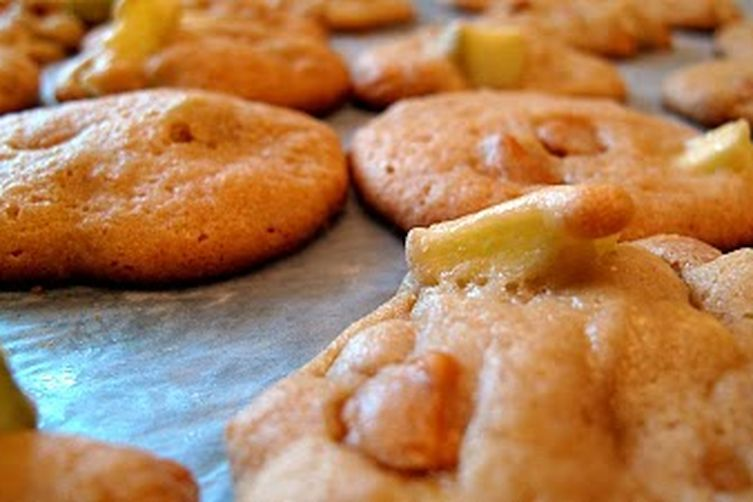 Apple Chip Cookies