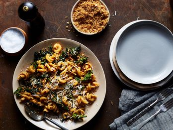 Riff On This Ready-in-20 Pasta All Week. (But First, Try It With Nduja.)