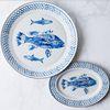 Enamel Fish Platter