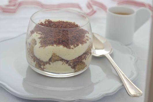 Tiramisu (coffee, chocolate and mascarpone trifle) – Friuli Venezia, Dolci (Des
