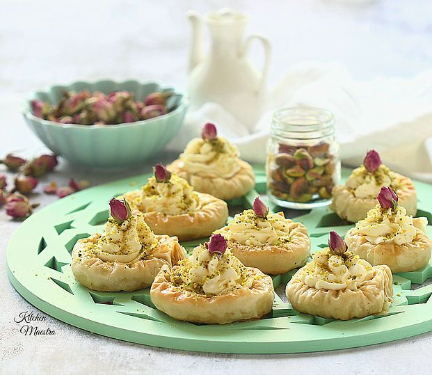 b4456280 6ae1 4a1d a7d1 d206b5d47ec2  6 Baklava nests What Muslims Around the World Are Making for Eid