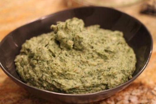 Kale Mashed Potatoes