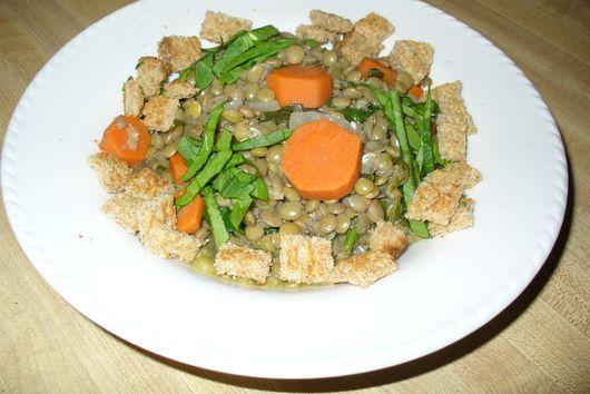 Ambrosianos wholesome lentil soup