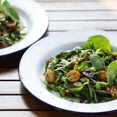 Ohad Meromi's Za'atar Salad