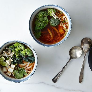 How to Master the Delicate Balance of Vegetarian Pho Broth