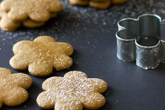 Piparkakut - Traditional Finnish Gingerbread Biscuits