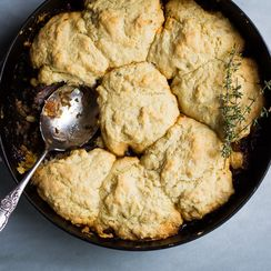 Here's Why You Should Be Eating Savory Cobbler