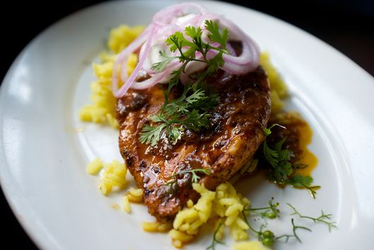 Cuban-Style Grilled Chicken in Adobo