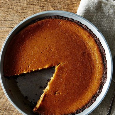 The Easiest Gluten-Free Pie Crust (+ A Recipe for Bourbon Pumpkin Pie)