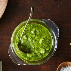 The Silver Palate's Green Sauce