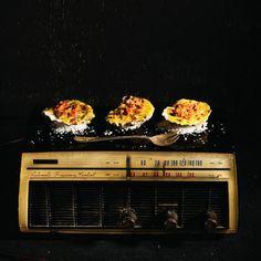 Joe Beef's Hot Oysters on the Radio