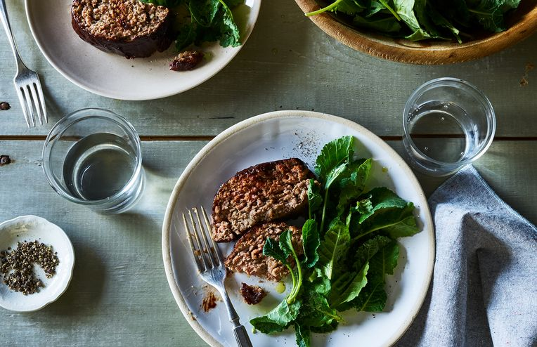 The Secret to Moist (!) Meatloaf Is Hiding in Your Breakfast Cereal