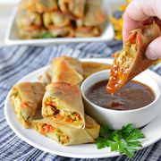 7b721e2f af68 45c9 98a8 968e9ee2ceea  baked chicken napa cabbage spring rolls