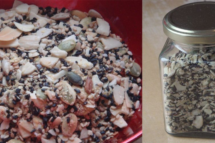 Seeds for Salads