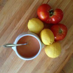 Incredible Tomato Curd