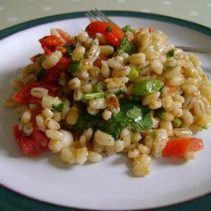 Barley &  Sundried Tomato Salad
