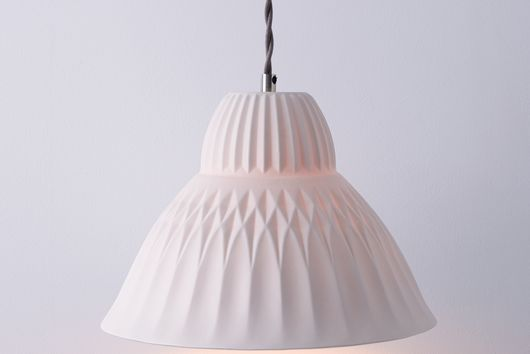 Sofia Porcelain Pendant Light