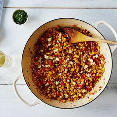 The Corn Salad Recipe to Feed You All Week Long