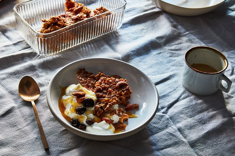 The Genius Granola Trick You Haven't Heard of Yet