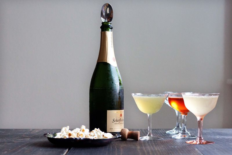 A Magical Trick for Keeping the Sparkle in Your Sparkling Wine