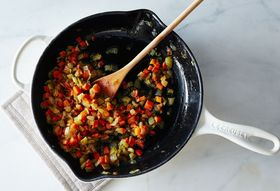 Cook Your Vegetables in Hot Oil, But Not Always