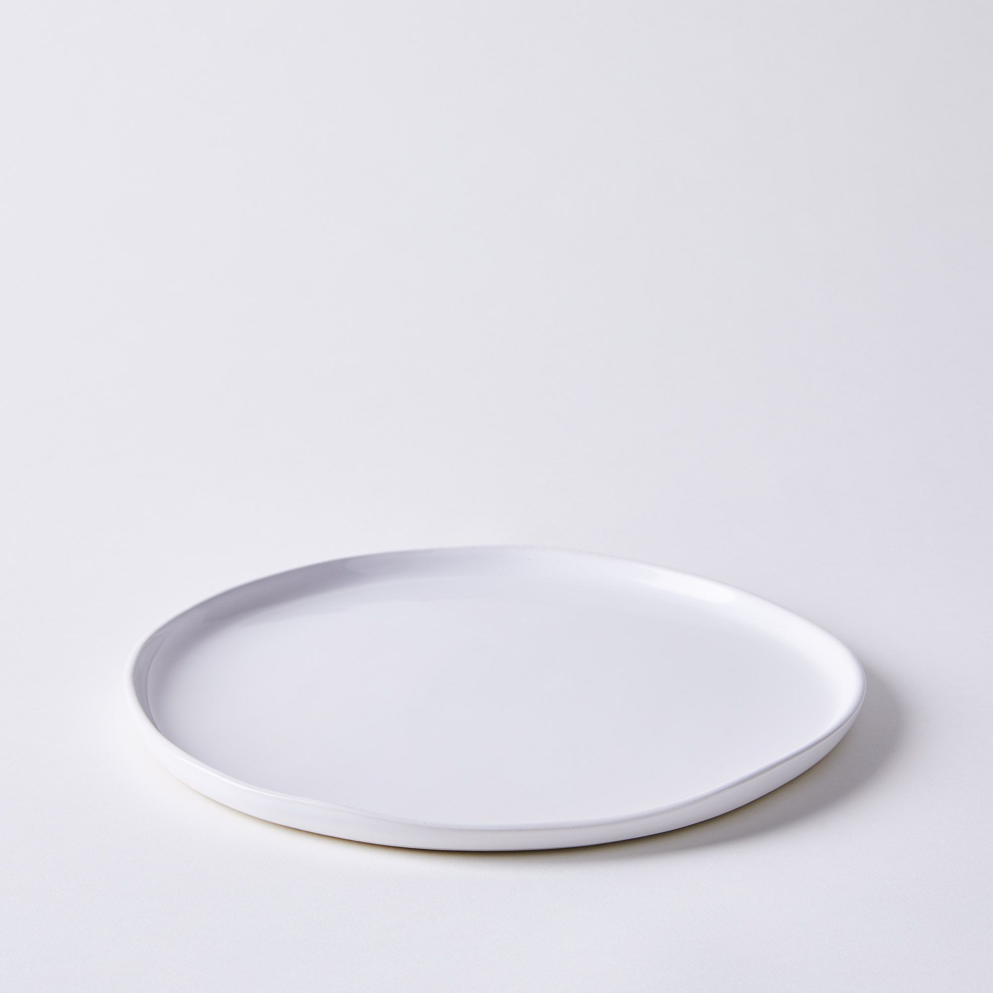 Alex Marshall Studiosalex Marshall Studios Design Your Own Dinnerware Organic Edge Plate Gloss White Dinner Plate Dailymail