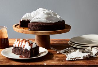 Ditch the Mug & Make This Hot Cocoa Cake Instead
