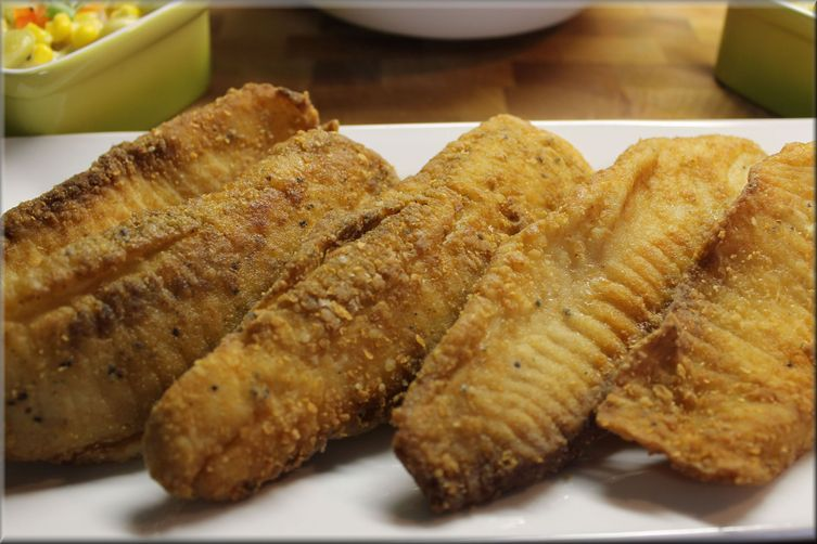 Tilapia with a Neo-Soul Touch