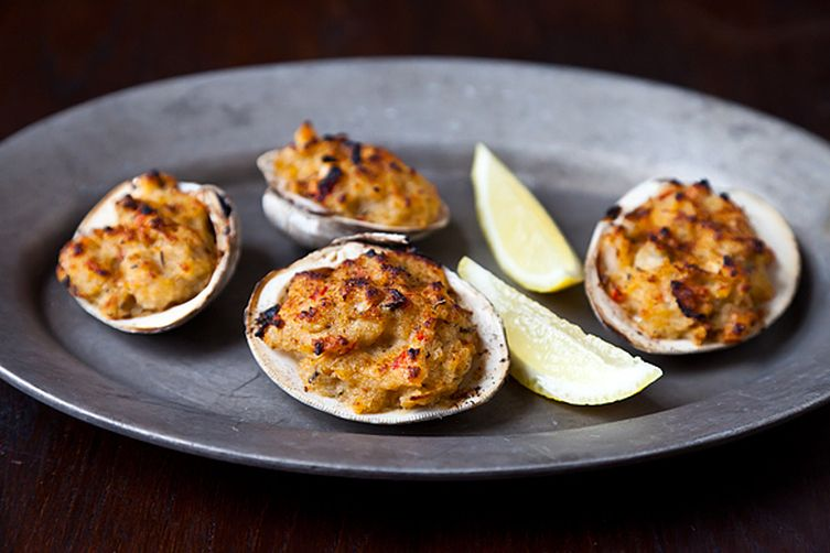 Roses deviled clams casino recipe on food52 roses deviled clams casino sciox Gallery