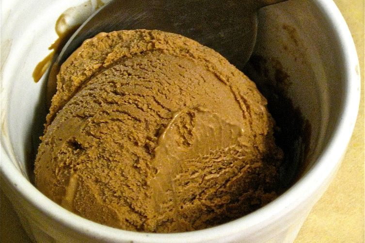 Seductive Chocolate Peanut Butter Ice Cream