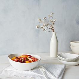 Handmade Porcelain Salad Bowl