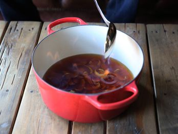 The Punch You Add a Spoonful of Fire To (Literally)