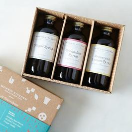 Cocktail Syrups Holiday Gift