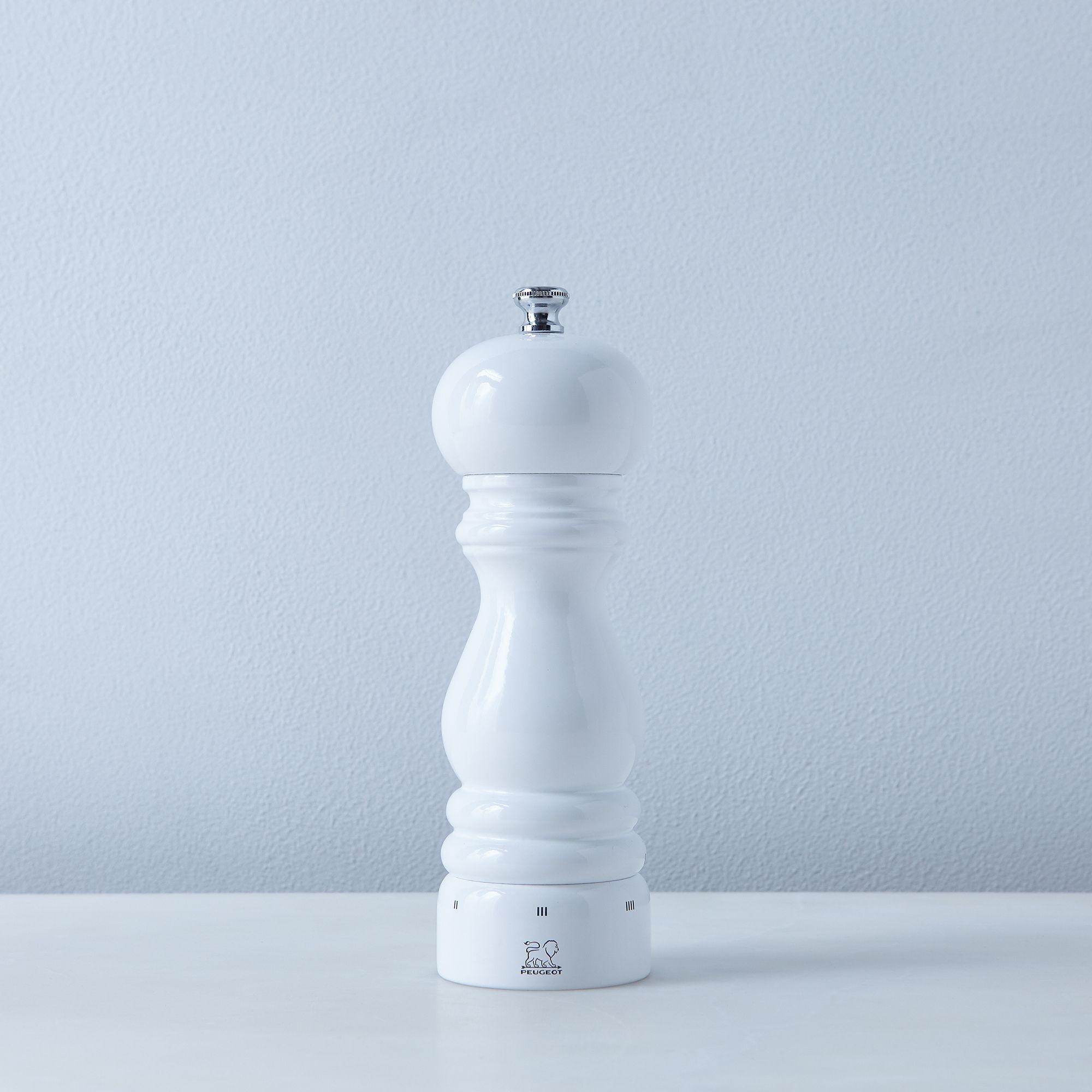 902e6c35 aac5 44fd bf07 eeb983c14119  2016 0628 peugeot paris uselect white 7 inch pepper mill silo rocky luten 003