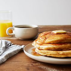 11 Unbelievably Fluffy, Fuss-Free Pancakes to Flip Over