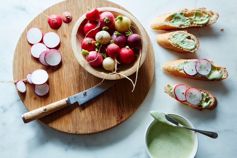 how to cook radishes recipes