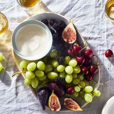 Sour Cream Fruit Dip