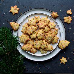 Lemon-Infused Christmas Cookies from Malta