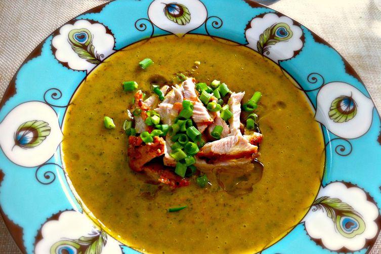 Hearty, Healthy Potato Soup