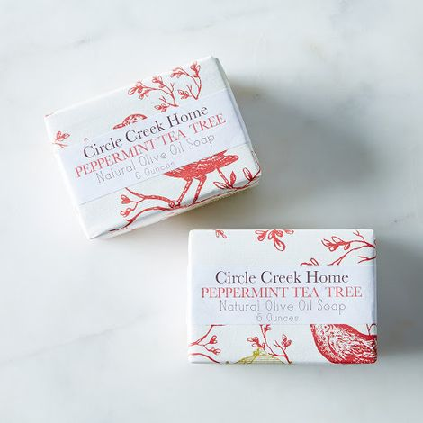 Peppermint Soaps (Set of 2)