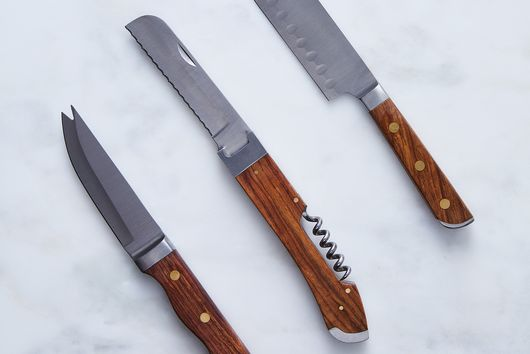 All-In-One Wood Handled Knives
