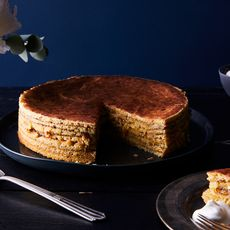 Bebinca: Goan Layered Coconut Cake