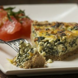 64d8e2e0 49f6 4e86 8be7 249f31449242  kale and ricotta tart